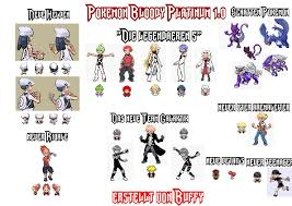 Pokemon Light Platinum Ds Rom Pokemon Bloody Platinum Ds Rom Download Download Ppsspp Psp Psx