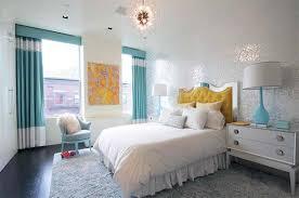 chambre fille baroque chambre ado fille au style baroque modéré blanc et turquoise