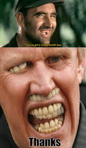 Gary Busey Meme - gary busey has the best teeth in the world by darkspiritborameer