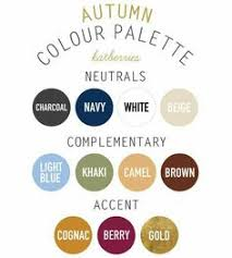 Neutral Color Neutral Colors For The Autumn Color Season Wardrobe Palette No