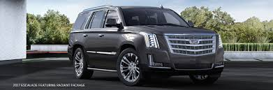 what year did the cadillac escalade come out introducing the 2017 cadillac escalade radiant package your