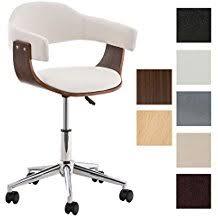 chaise bureau moderne amazon fr fauteuil bureau bois pivotant