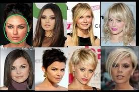 face shape hairstyle best hairstyles for your face shape round paperblog