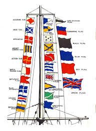 Nautical Code Flags File Naval Special Flags Seaman U0027s Pocket Book 1943 Jpg