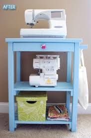 Corner Sewing Table by The 25 Best Small Sewing Space Ideas On Pinterest Sewing Nook