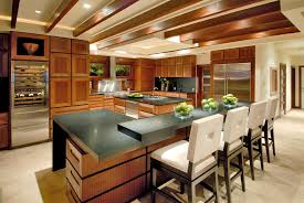 tropical kitchen design maui ultra luxury oceanfront estate a luxury home for sale in