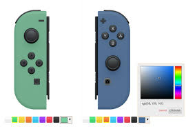 Twitter Color Nintendo Switch On Twitter