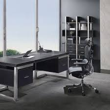 Leather Office Desk Office Furniture In Melbourne Australia Gainsville
