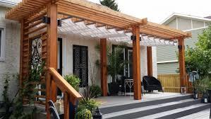 pergola design ideas retractable pergola awning best quality