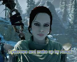 dragon age inqusition black hair dai tools at dragon age inquisition nexus mods and community