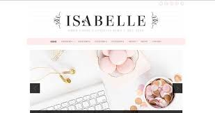 Shabby Chic Website Templates by 35 Beautiful Girly U0026 Feminine Wordpress Themes Wpdean