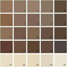 benjamin moore paint colors brown palette 08 house paint colors