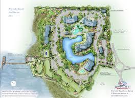 Map Of Hilton Head Sc Bluewater Resort And Marina On Hilton Head Island Spinnaker Resorts