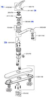how to fix price pfister kitchen faucet price pfister marielle kitchen faucet parts diagram best faucets