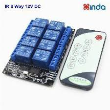 ac 220v 1000w one white blue transmitter 15x 1 channel relays