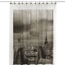 Shower Curtains Bed Bath And Beyond Buy Vinyl Shower Curtain From Bed Bath U0026 Beyond