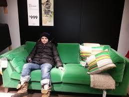 Ikea Stockholm Sofa Review Holidays Carrie Mesrobian