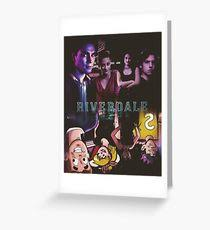 archie comic greeting cards redbubble