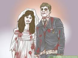 Zombie Costumes How To Create A Zombie Costume With Pictures Wikihow
