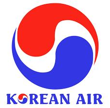 Korea Flag Icon Korean Air Logo Transparent Png Stickpng