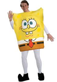 spongebob squarepants costume cartoon fancy dress escapade uk