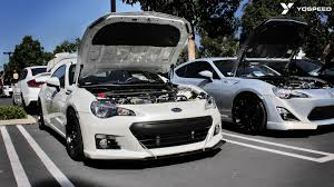 subaru brz custom body kit 2014 formula drift tech day part two yospeed