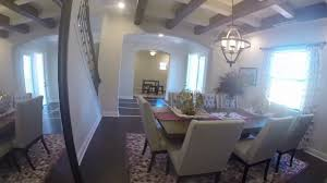 william ryan homes jameson model walk through youtube