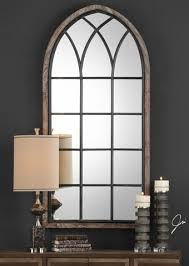 Uttermost Mirrors Free Shipping Uttermost Montone Arched Mirror 09276 Ships Free