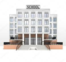 Modern Business Building Design Modern Building Design Front Facade View U2014 Stock Photo