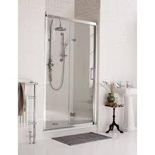 Uk Shower Doors Burlington Traditional Soft Recessed Sliding Shower Door At