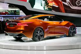 nissan sports car nissan sport sedan concept first look motor trend