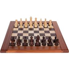 Chess Table Wood Chess Board And Pieces Ode To Wood