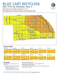 Map Of Hyde Park Chicago by City Of Chicago Blue Cart Schedule And Maps