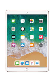 apple 10 5 inch ipad pro latest model with wi fi 256gb rose