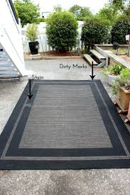 cleaning outdoor rugs how to clean an outdoor rug outdoor rugs outdoor areas and