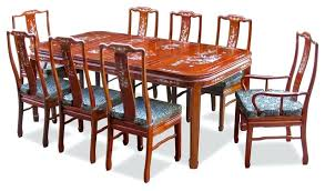 Rosewood Dining Room by Dining Table Chinese Rosewood Dining Table And Chairs Chinese