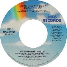 Stephanie Mills Comfort Of A Man 45cat Stephanie Mills Comfort Of A Man Love Hasn U0027t Been Easy