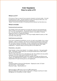Need To Make A Resume How To Write A Resume For Job Application Bitraceco With Regard