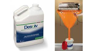 Desolv Mini Split Evaporator Coil Cleaning Kit Youtube