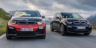 really small cars bmw forced to pull i3 electric car ad with gas powered range