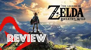 Pause Resume The Legend Of Zelda Breath Of The Wild Review Pause Resume