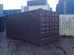 20ft x 8ft purple used shipping containers u2014 www