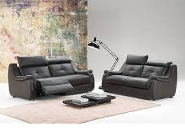 canape relax electrique cuir canap lectrique canap de relaxation lectrique places coloris