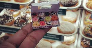 cuisine miniature miniature food the size of your thumb