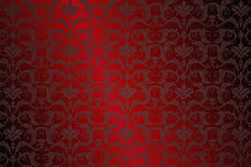 red vintage pattern gradient vector texture background