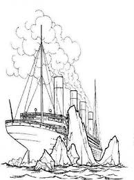 viking ship coloring page titanic coloring page coloring home