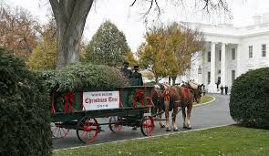 arrives at the white house obama greets last