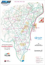 Map Request Ensilumen Rastit W21 Sunnuntai 12 22 December 3rd 2017