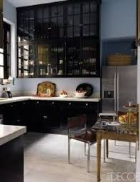 Best Kitchen Images On Pinterest Kitchen Ideas Kitchen And - Black lacquer kitchen cabinets