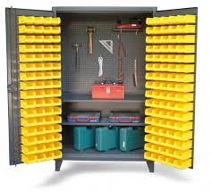 Upright Storage Cabinet Picture Of Upright Tool Storage Bin Cabinet Bin Cabinet With